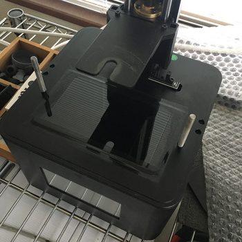 WANHAO D7 LED 交換
