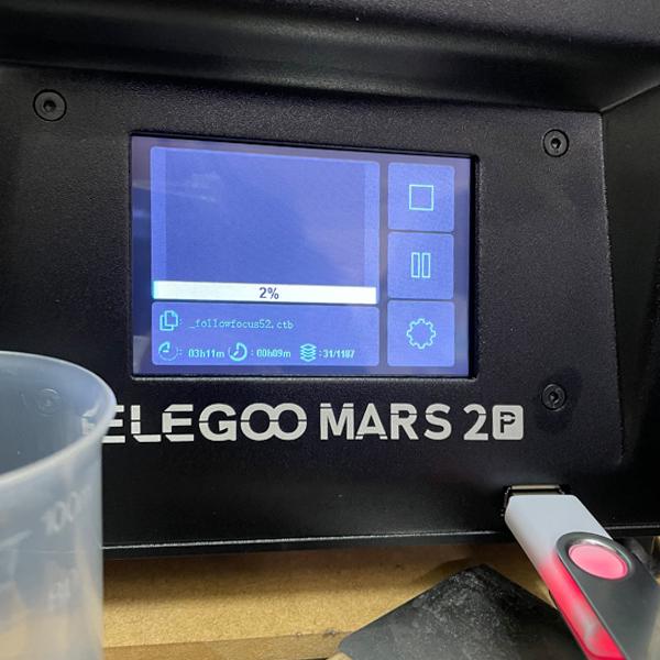 ELEGOO MARS2P